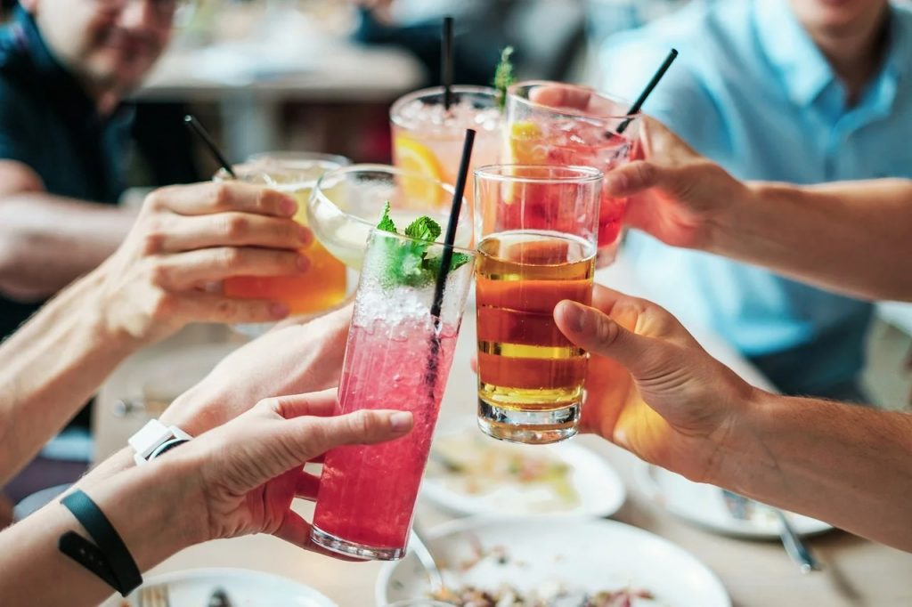 8 Nonprofit Themed Cocktail Recipes To Brighten Up Your